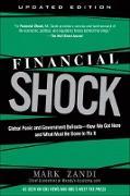 Cover-Bild zu Zandi, Mark: Financial Shock (Updated Edition), (Paperback) (eBook)