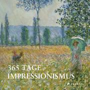 Cover-Bild zu 365 Tage Impressionismus