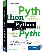 Cover-Bild zu Python von Kofler, Michael