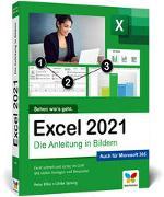 Cover-Bild zu Excel 2021 von Bilke, Petra