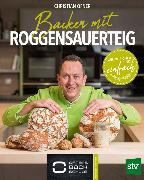Cover-Bild zu Backen mit Roggensauerteig (eBook) von Ofner, Christian