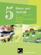 Cover-Bild zu Fleischmann, Michaela: Natur und Technik 5: Biologie / Naturwissenschaftliches Arbeiten. Schülerband Gymnasium Bayern