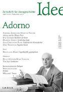 Cover-Bild zu Spoerhase, Carlos (Hrsg.): Zeitschrift für Ideengeschichte Heft XIII/1 Frühjahr 2019