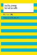 Cover-Bild zu Zweig, Stefan: Schachnovelle. Textausgabe mit Kommentar und Materialien
