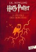 Harry Potter 1 à l'école des sorciers von Rowling, Joanne K.