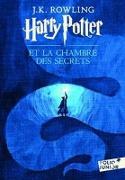 Harry Potter 2 et la chambre des secrets von Rowling, Joanne K.
