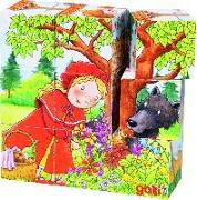 Cover-Bild zu Würfelpuzzle Märchen