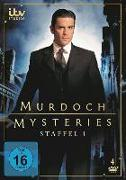 Murdoch Mysteries-Staffel 1