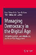 Cover-Bild zu Stoll, Peter-Tobias (Hrsg.): Managing Democracy in the Digital Age (eBook)
