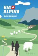 Via Alpina von Zelenka, Alexander