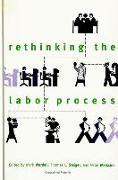 Cover-Bild zu Wardell, Mark (Hrsg.): Rethinking the Labor Process