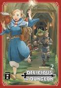 Cover-Bild zu Kui, Ryouko: Delicious in Dungeon 02
