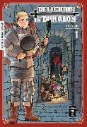 Cover-Bild zu Kui, Ryouko: Delicious in Dungeon 01