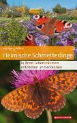 Cover-Bild zu Heimische Schmetterlinge in ihren Lebensräumen von Willner, Wolfgang