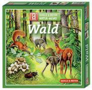 """Cover-Bild zu Natur-Memo """"Wald"""" von Quelle & Meyer Verlag GmbH (Hrsg.)"""