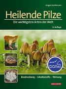 Cover-Bild zu Heilende Pilze von Guthmann, Jürgen