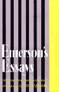 Cover-Bild zu Emerson, Ralph Waldo: Emerson's Essays