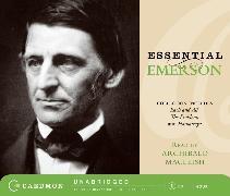 Cover-Bild zu Emerson, Ralph Waldo: Essential Emerson CD