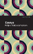 Cover-Bild zu Emerson, Ralph Waldo: Essays: Ralph Waldo Emerson