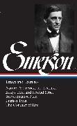 Cover-Bild zu Emerson, Ralph Waldo: Ralph Waldo Emerson: Essays and Lectures (LOA #15)