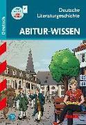 Cover-Bild zu Abitur-Wissen - Deutsche Literaturgeschichte von Gigl, Claus
