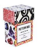Pattern Box Postcards von Textile Arts Center