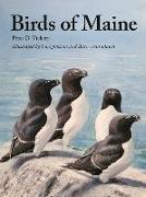 Cover-Bild zu Vickery, Peter: Birds of Maine