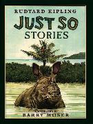 Cover-Bild zu Kipling, Rudyard: Just So Stories