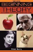 Cover-Bild zu Barry, Peter: Beginning Theory