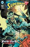 Cover-Bild zu Tomasi, Peter J.: Superman Sonderband