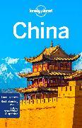 Cover-Bild zu Lonely Planet China von Butler, Stuart