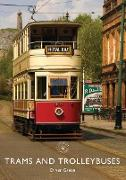 Cover-Bild zu Green, Oliver: Trams and Trolleybuses