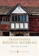 Cover-Bild zu Slocombe, Matthew: Traditional Building Materials