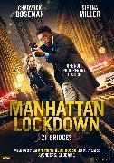 Cover-Bild zu Brian Kirk (Reg.): Manhattan Lockdown - 21 Bridges F