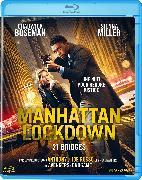 Cover-Bild zu Brian Kirk (Reg.): Manhattan Lockdown - 21 Bridges F Blu ray