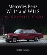 Cover-Bild zu Taylor, James: Mercedes-Benz W114 and W115 (eBook)
