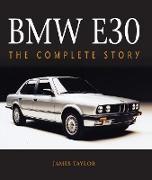 Cover-Bild zu Taylor, James: BMW E30 (eBook)