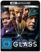 Cover-Bild zu Shyamalan, M. Night (Reg.): Glass - 4K+2D (2 Disc)