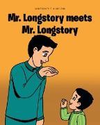 Cover-Bild zu Nicholson, Christopher G.: Mr. Longstory meets Mr. Longstory