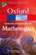 Cover-Bild zu Clapham, Christopher: The Concise Oxford Dictionary of Mathematics (eBook)