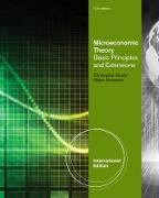 Cover-Bild zu Nicholson, Walter (Amherst College): Microeconomic Theory