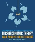 Cover-Bild zu Snyder, Christopher: Microeconomic Theory