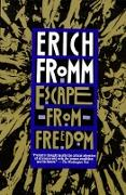 Cover-Bild zu Fromm, Erich: Escape from Freedom