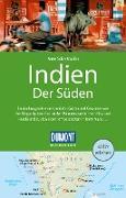 Cover-Bild zu Schreitmüller, Karen: DuMont Reise-Handbuch Reiseführer Indien, Der Süden (eBook)