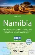 Cover-Bild zu Losskarn, Dieter: DuMont Reise-Handbuch Reiseführer Namibia (eBook)