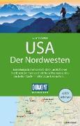 Cover-Bild zu Satzer, Susanne: DuMont Reise-Handbuch Reiseführer USA, Der Nordwesten (eBook)