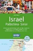 Cover-Bild zu Rauch, Michel: DuMont Reise-Handbuch Reiseführer Israel, Palästina, Sinai (eBook)