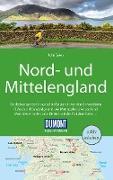 Cover-Bild zu Sykes, John: DuMont Reise-Handbuch Reiseführer Nord-und Mittelengland (eBook)