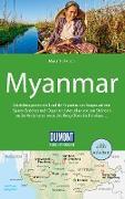 Cover-Bild zu Petrich, Martin H.: DuMont Reise-Handbuch Reiseführer Myanmar, Burma (eBook)