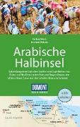 Cover-Bild zu Wöbcke, Manfred: DuMont Reise-Handbuch Reiseführer Arabische Halbinsel (eBook)